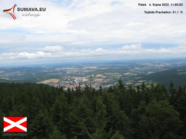 Libín - Prachatice