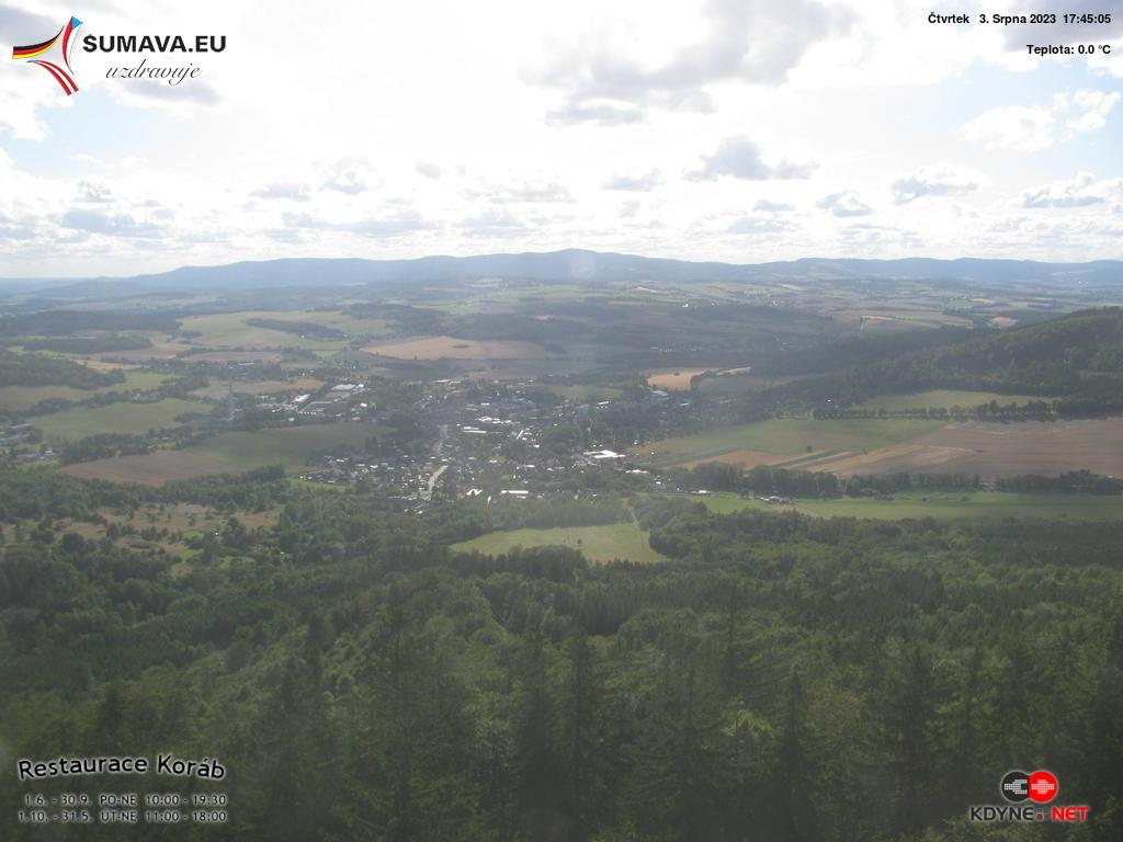Web kamera - Kdyně